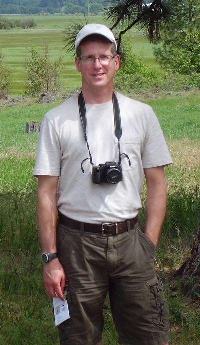Bruce Hegna, owner